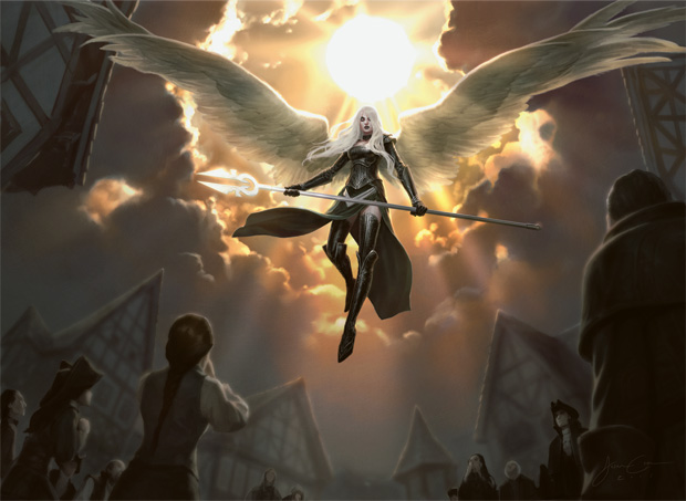 Avacyn Restored Angel magic