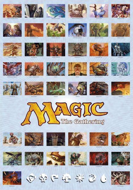 magici karty mtg