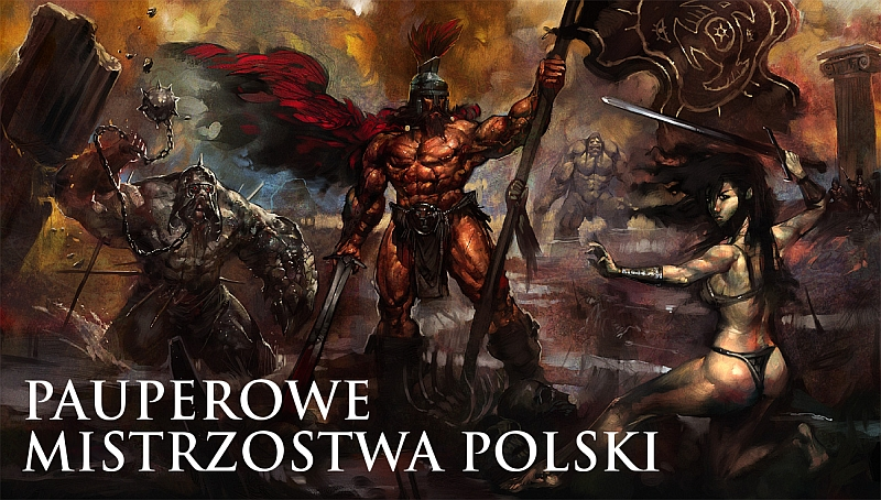 mistrzostwa polski paupera, pauper, mtg