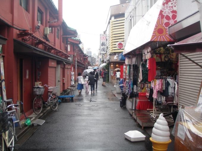 Tokio - backstreet