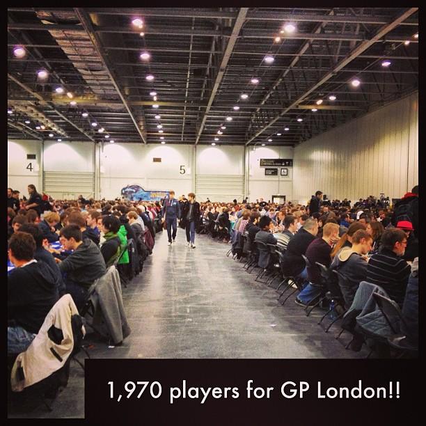 Fota z Instagram od magicmadhouse - GP Londyn
