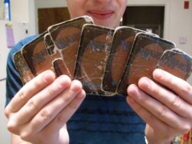 zgrana talia kart