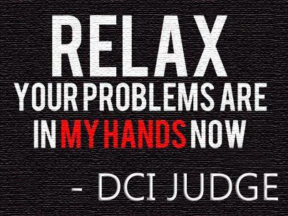 dci judge