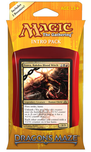 intro pack Rakdos