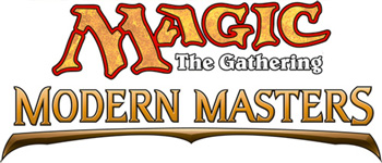 logo mtg magic Modern Masters