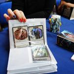 tokeny i karty trójwymiarowe