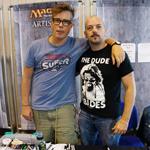 Jeff Miracola & Jesper Ejsing magic