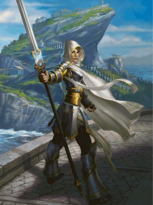 Magic the Gathering Theros Elspeth