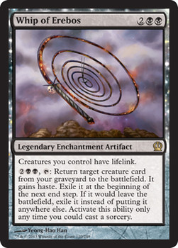 Whip of Erebos Mtg