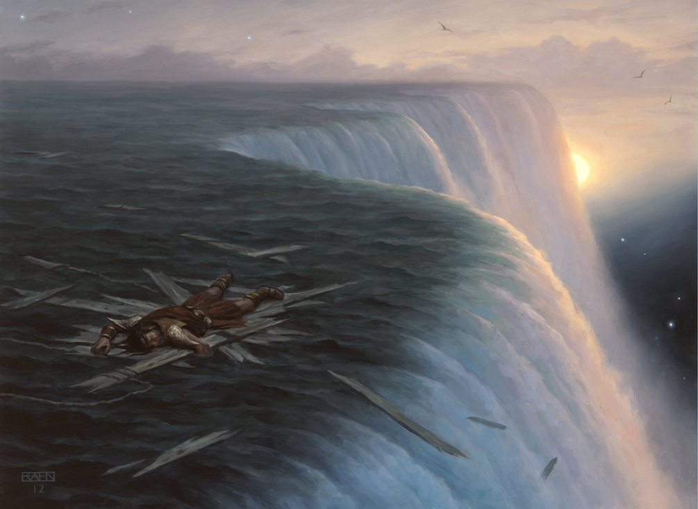 Voyage's End by Chris Rahn
