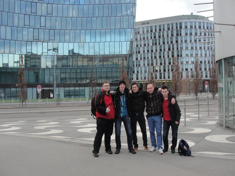 Ekipa z GP Vienna