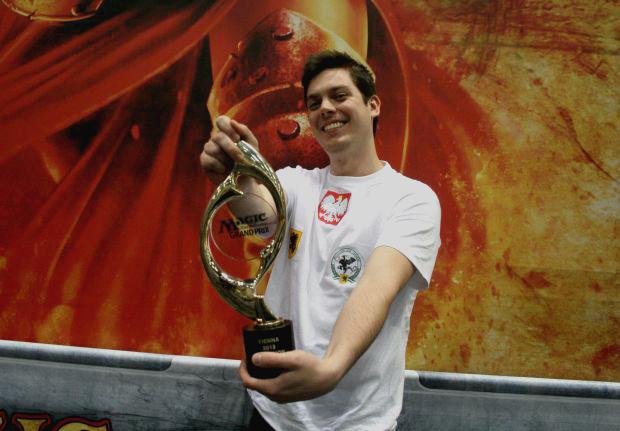Marcin Staciwa - winner!