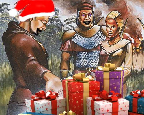 mtg prezenty święta życzenia