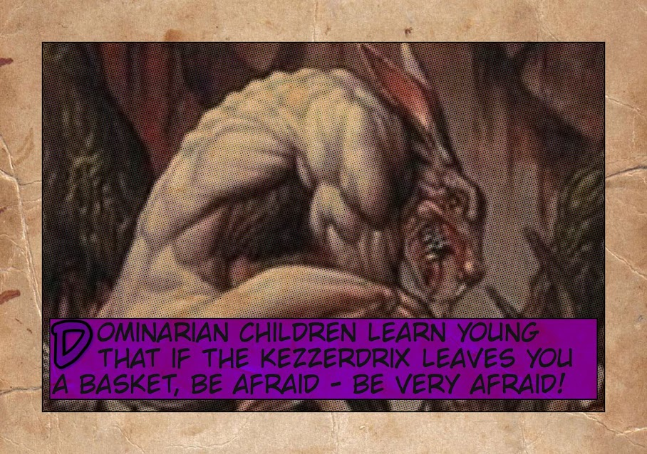 Kezzerdrix