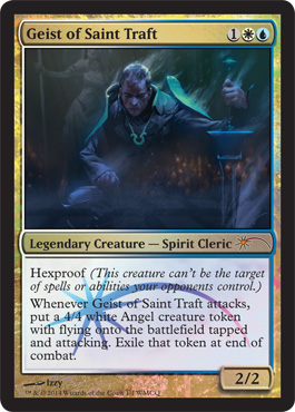 geist of saint traft na wmcq promo