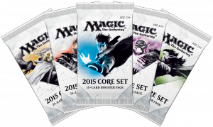 Magic - liga m15 boosters