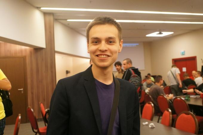 Piotr Wald winner PTQ w Bielsku