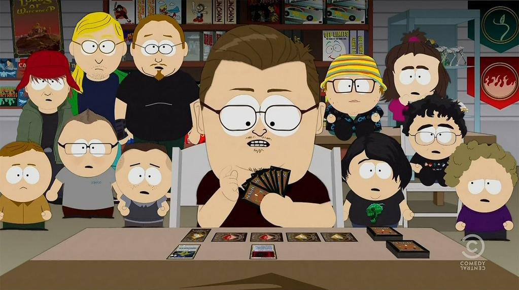 mtg south park randy