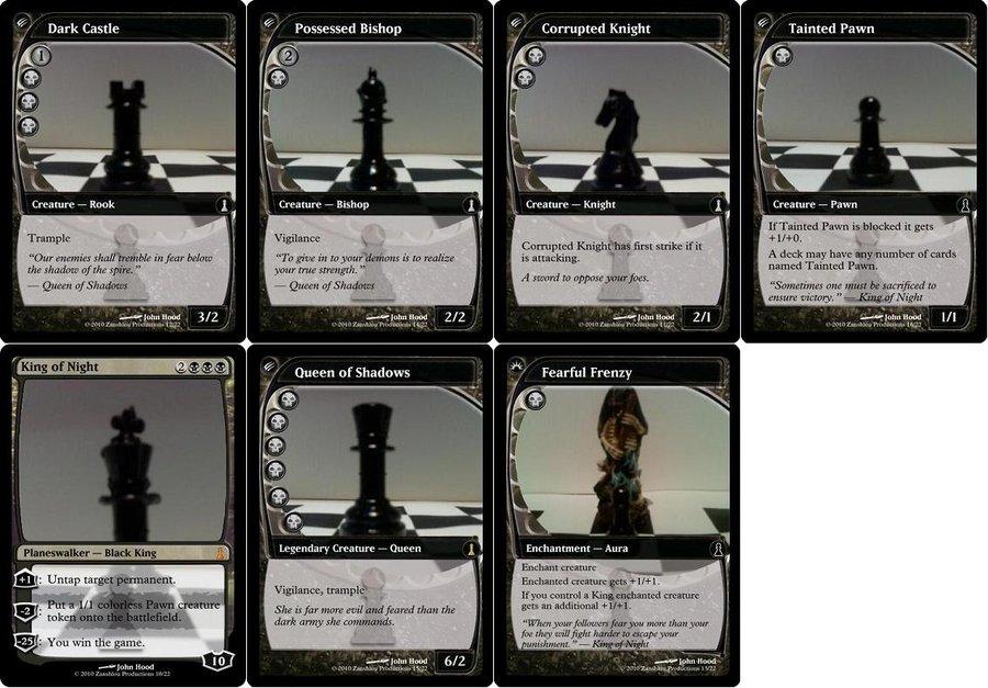 magic_chess by Eruner