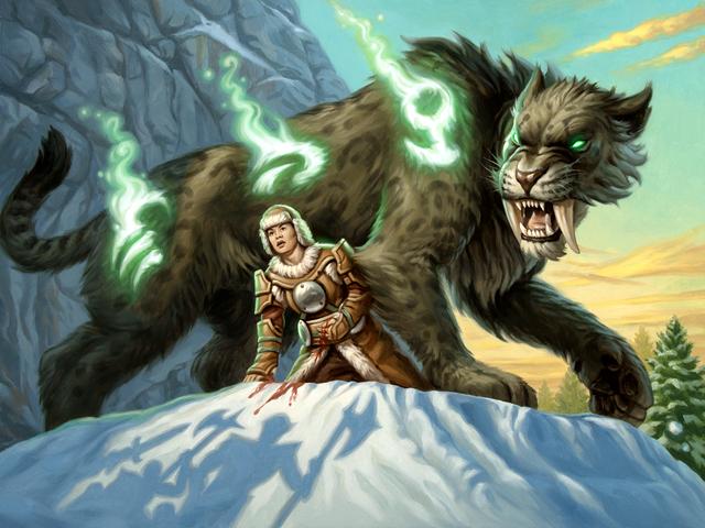 Temur Sabretooth prerelease Fate Reforged
