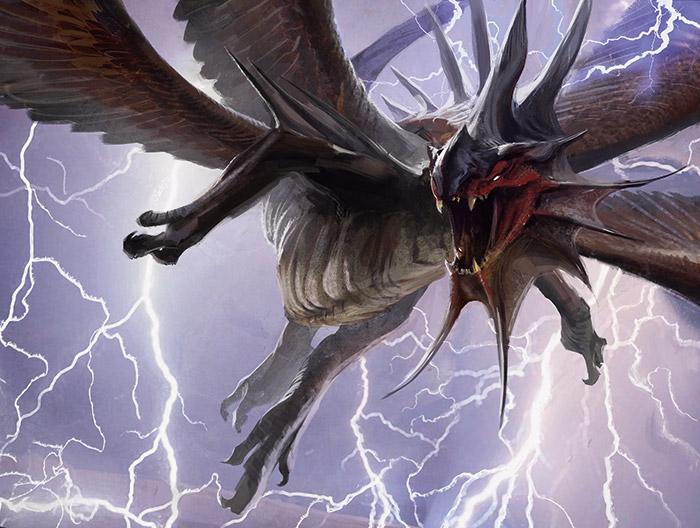 Kolaghan, the Storm's Fury - relacja, zestaw z opisem