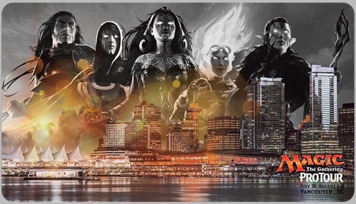 Pro Tour Vancouver mata