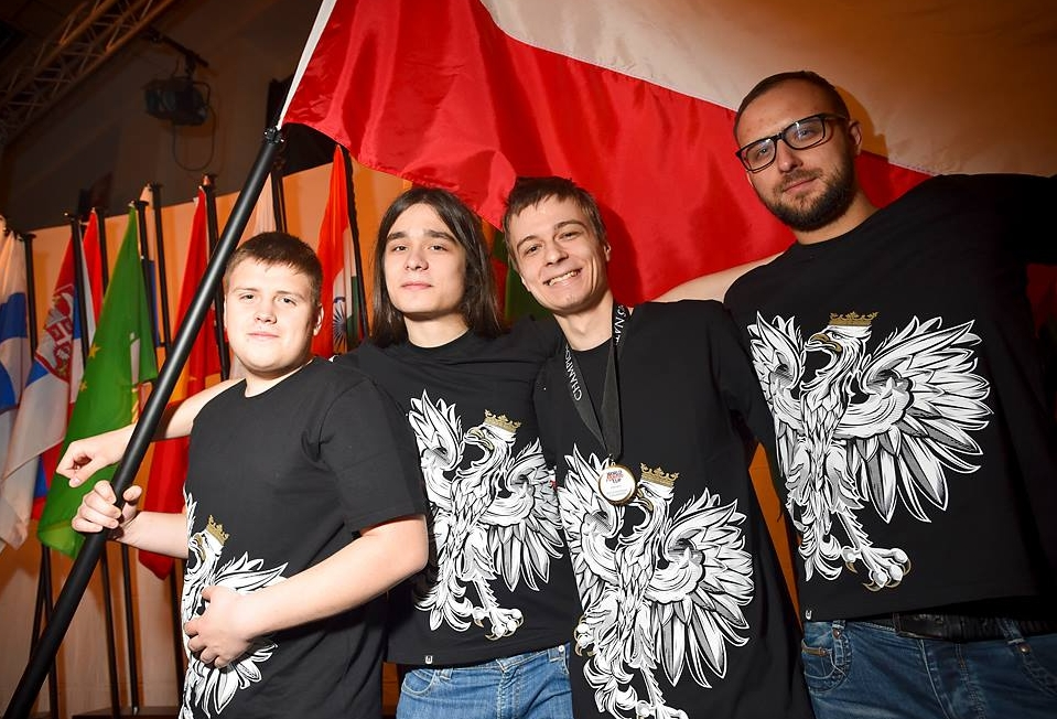 Team Poland world magic cup 2015