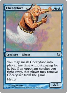 cheatyface, magic judge code