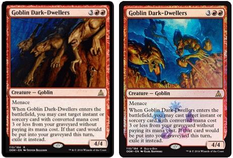 goblin dark-dwellers na Święta