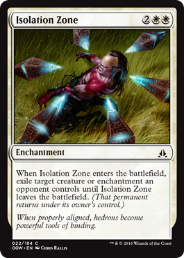 Isolation-Zone ogw mtg