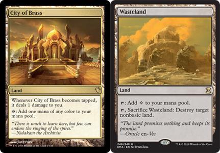 city of brass i wasteland z eternal masters