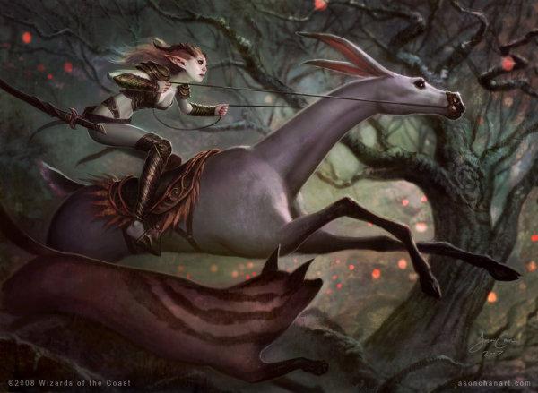 shadowmoor Wilt-Leaf Liege przegoni eldrazich