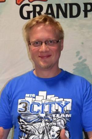Adam Bajerowicz z Mtg3cityteam 2