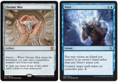 daze chrome mox ema eternal masters