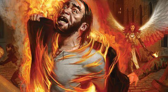 Fiery Temper Promo
