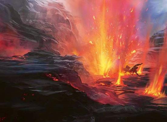 Searing Blaze burn ama modern