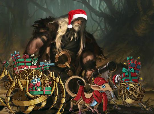 Życzenia Psychatoga na Boże Narodzenie i Nowy Rok 2017