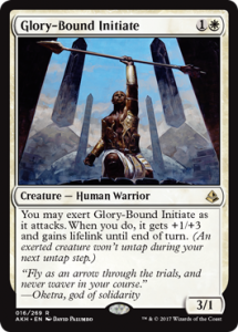 Glory-Bound Initiate (Amonkhet)