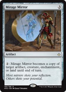 Mirage Mirror, Prerelease Hour of Devastation