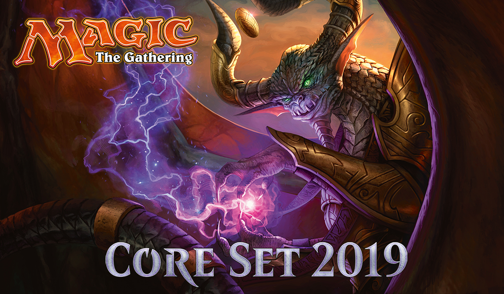 Core Set 2019 intro