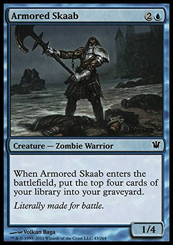 armored skaab vs Core Set 2019