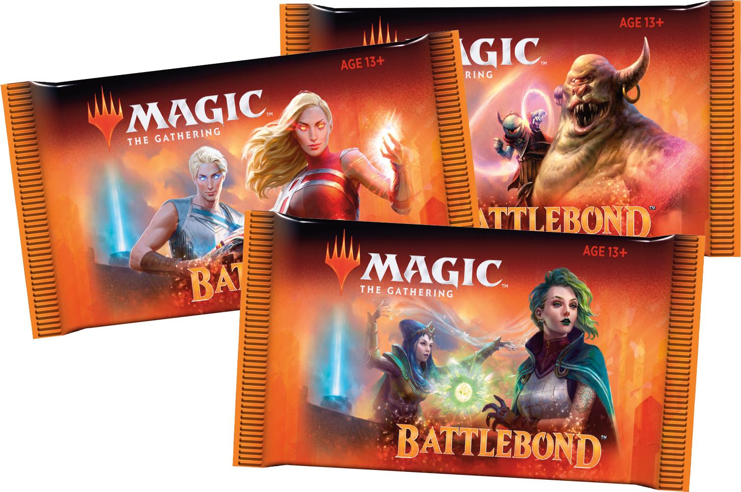 battlebond boosters