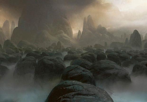 the aeon fog, planechase, prehistoria mtg