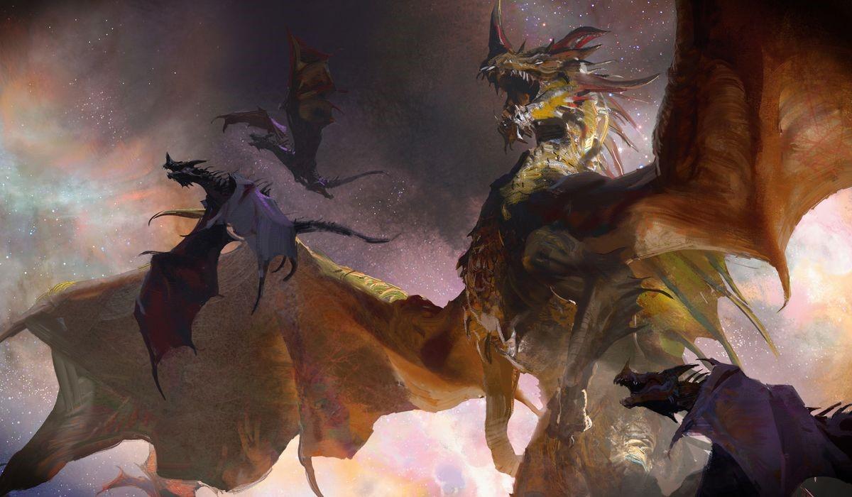 Magic Lore - Ur-Dragon i Starsze Smoki 1