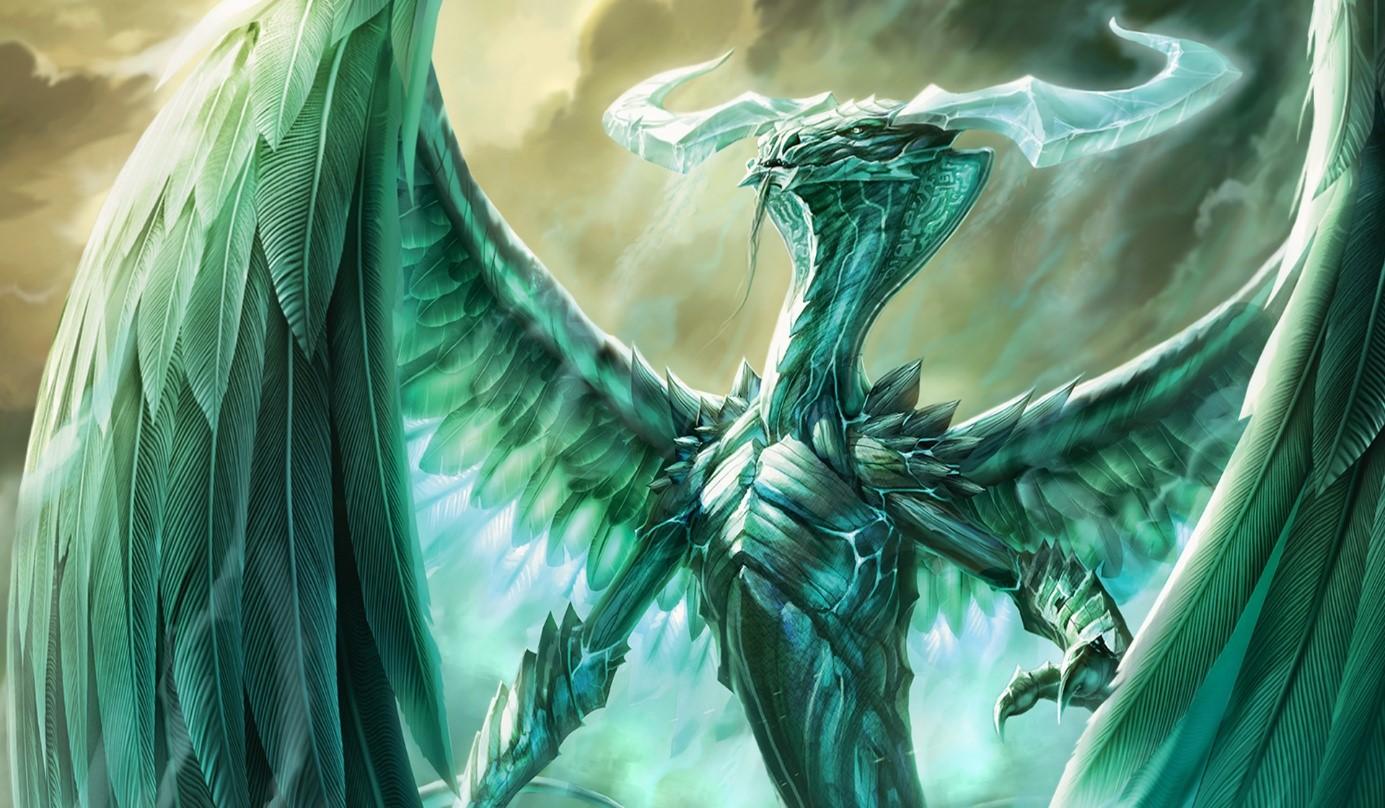 Magic Lore - Ur-Dragon i Starsze Smoki 2