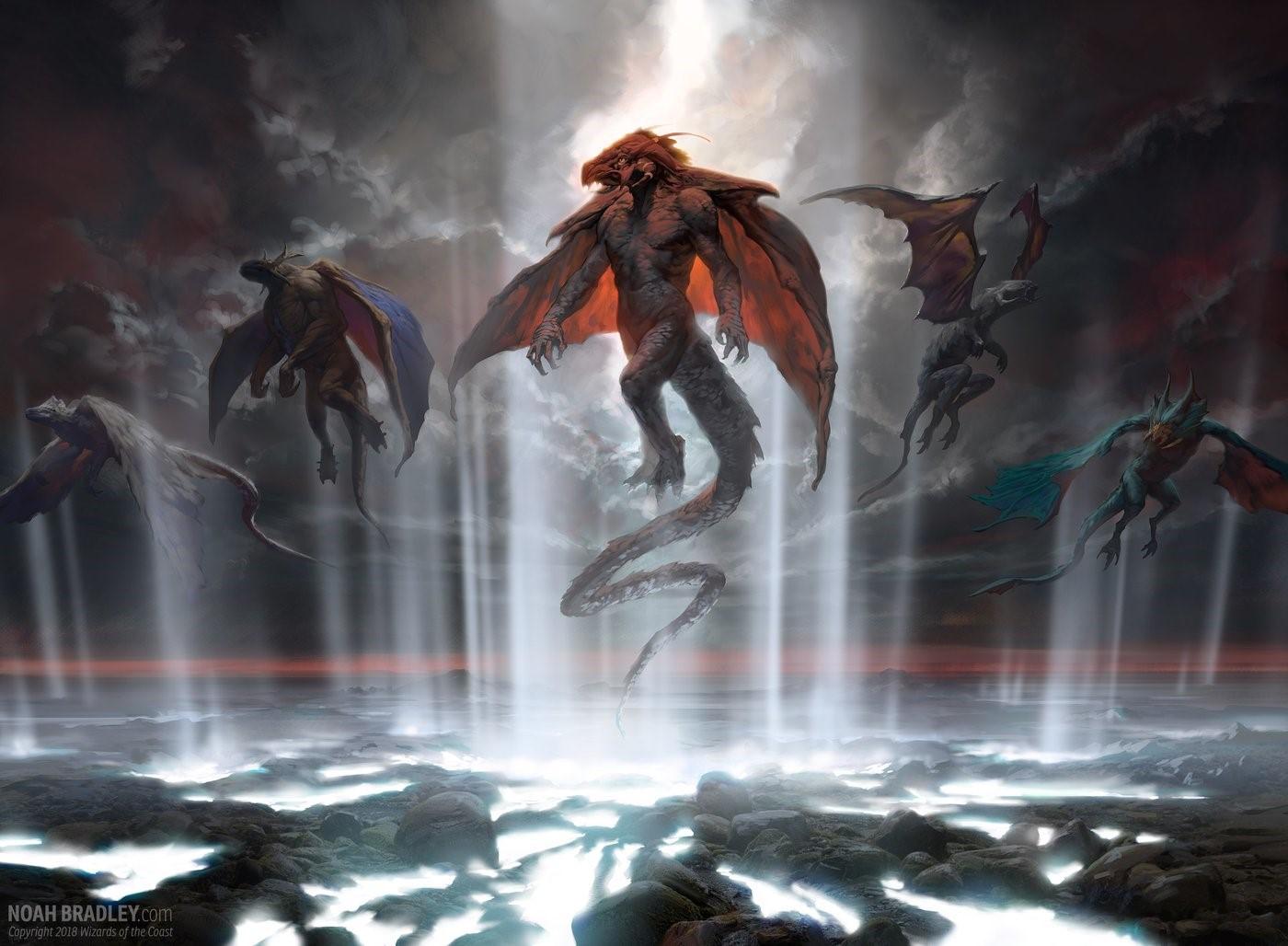 Magic Lore - Ur-Dragon i Starsze Smoki 3