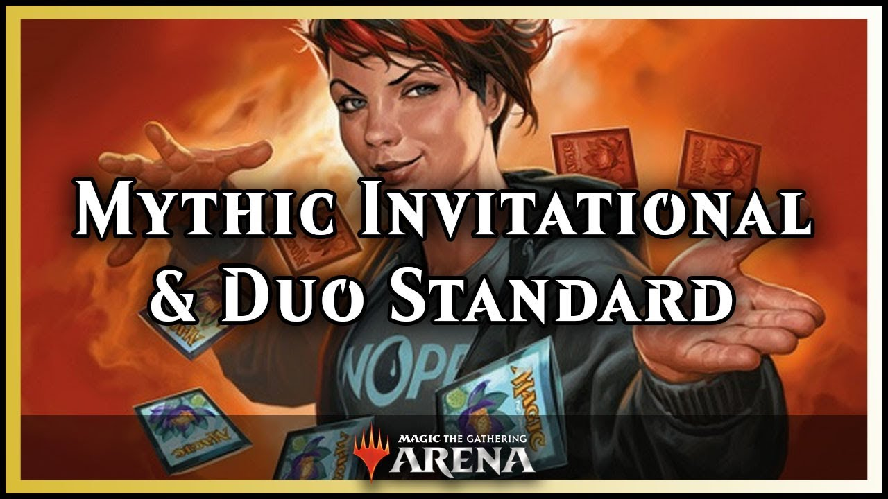 The MTG Arena Mythic Invitational 2019