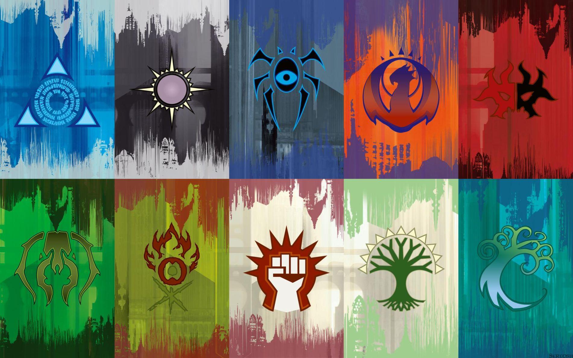 magic lore - Guildpact