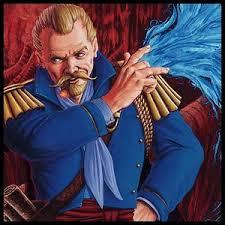 Bo Levar, Dziewięciu Tytanów Urzy