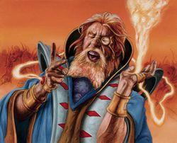 Commodore Guff, Dziewięciu Tytanów Urzy